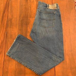 Polo Ralph Lauren 750 Buttonfly Boot Cut Jeans